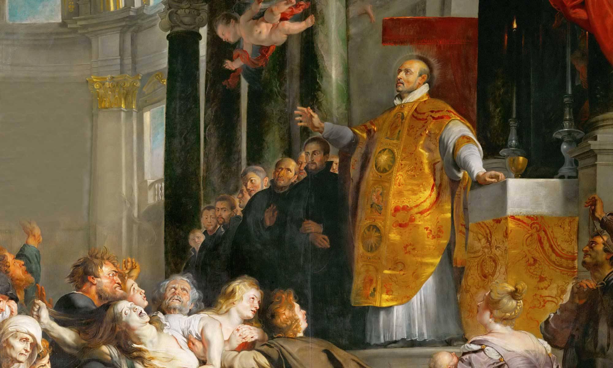 Conoce la vida de San Ignacio de Loyola